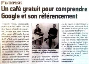 Article du Courrier Picard