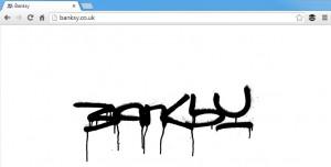 Le site de Banksy
