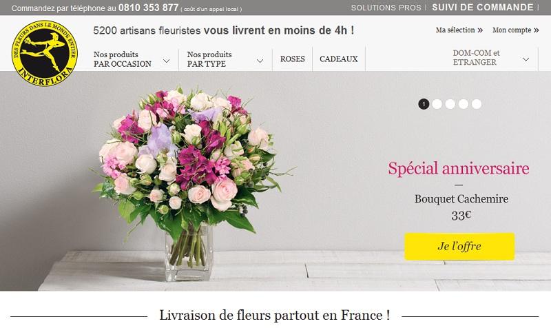 interflora-e-commerce