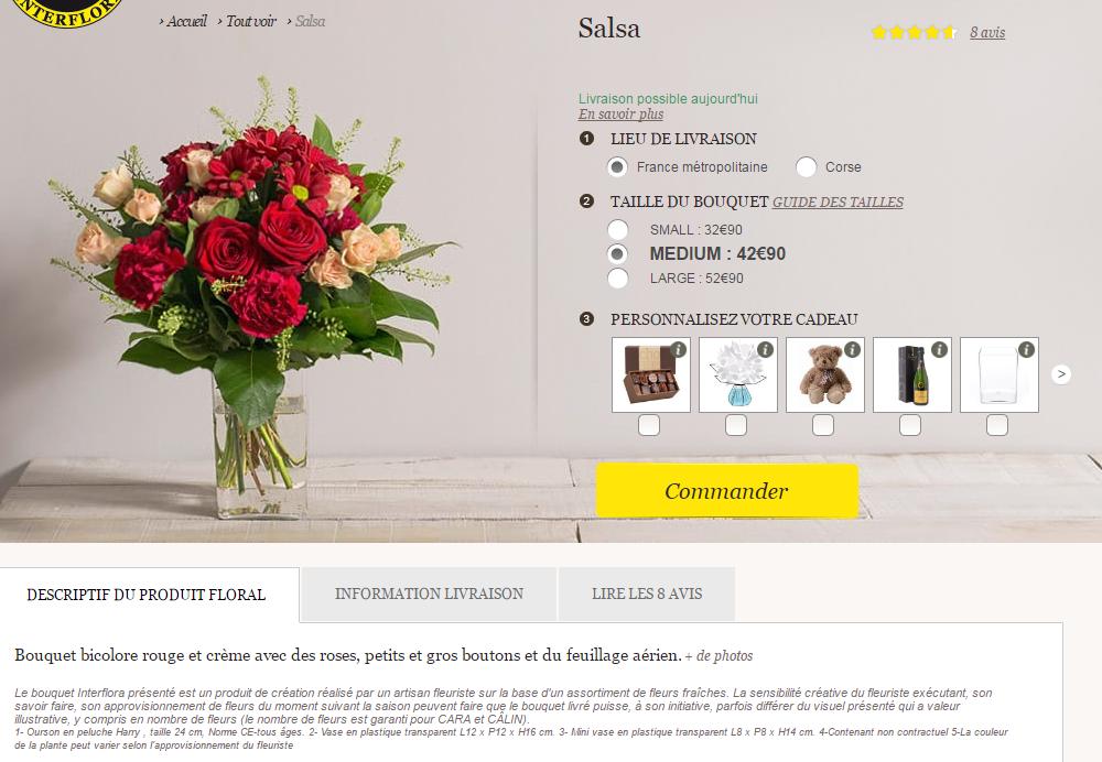 site-web-interflora
